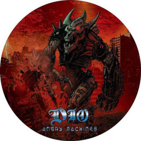 Dio God Hates Heavy Metal (picture disc) (RSD 2021, Osa 2) LP 2021