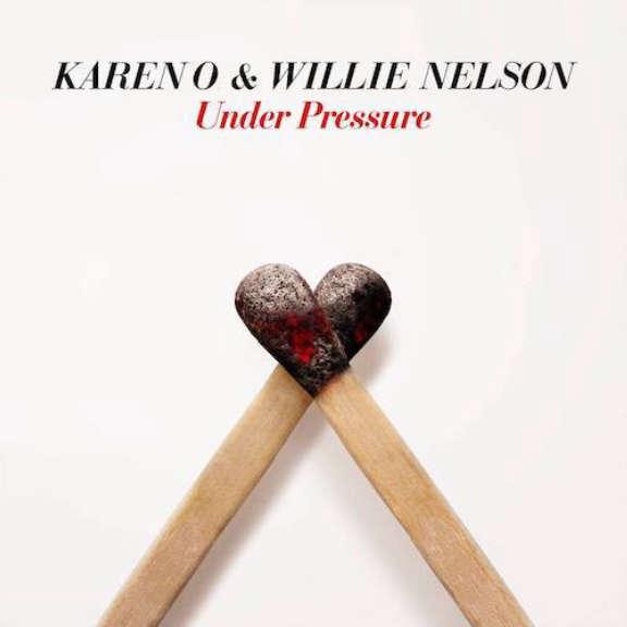 Karen O & Willie Nelson Under Pressure (RSD 2021, Osa 2) Oheistarvikkeet 2021