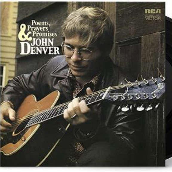 John Denver Poems, Prayers & Promises LP 2021