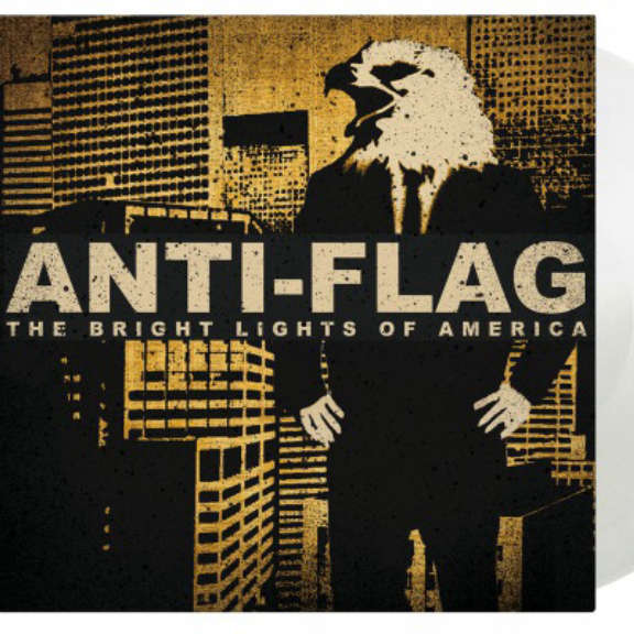 Anti-Flag Bright Lights of America (white) LP 2021