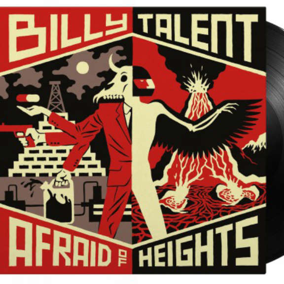 Billy Talent Afraid of Heights LP 2021