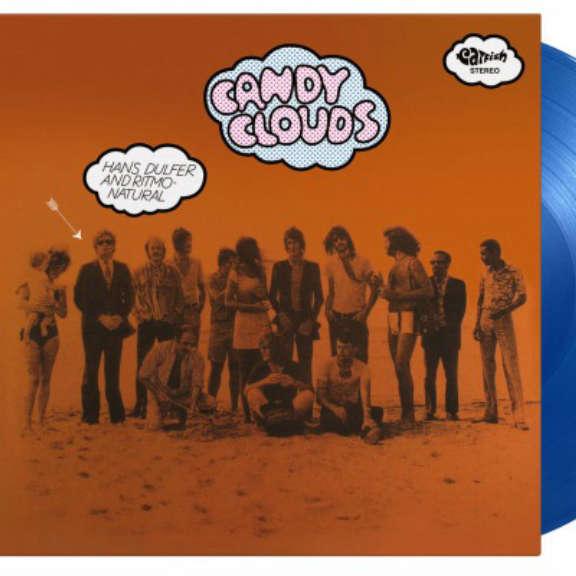 Hans Dulfer & Ritmo Naturel Candy Clouds (coloured) LP 2021