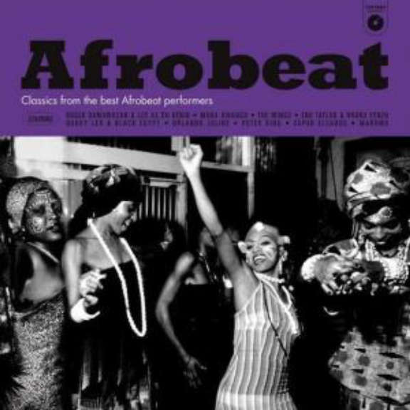Various Collection Vintage Sounds Afrobeat LP 2021