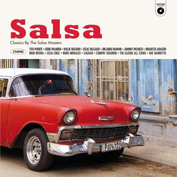 Various Collection Vintage Sounds Salsa LP 2021