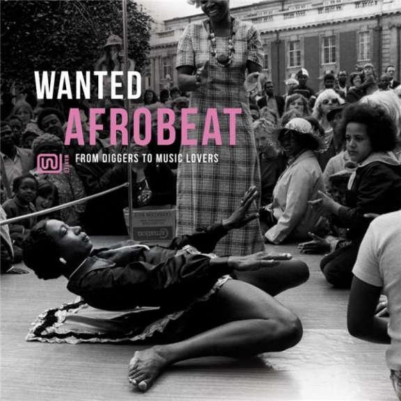 Various Wanted Afrobeat LP 2021