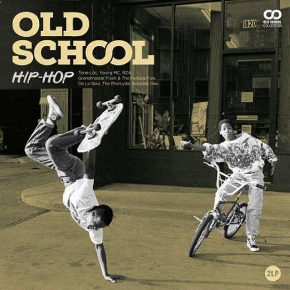 Various Old School : Hip Hop LP 2021