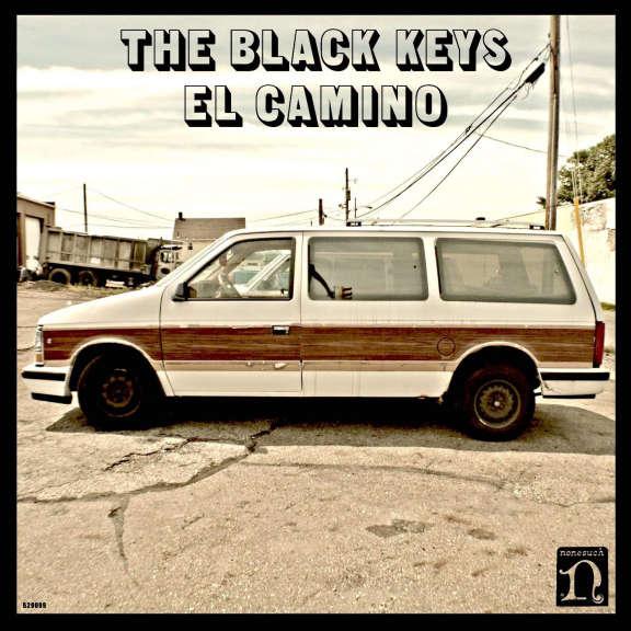 Black Keys El Camino LP 2011