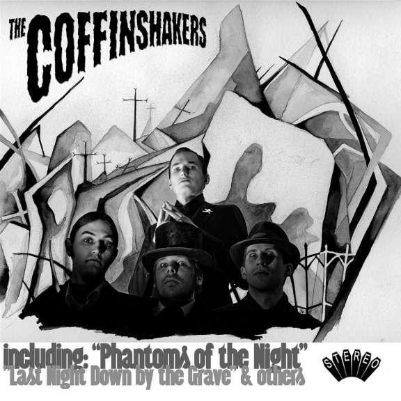 The Coffinshakers The Coffinshakers LP 2021
