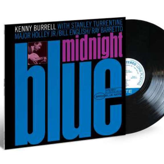Kenny Burrell Midnight Blue LP 2021