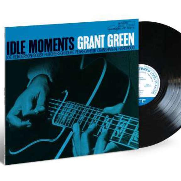 Grant Green Idle Moments LP 2021