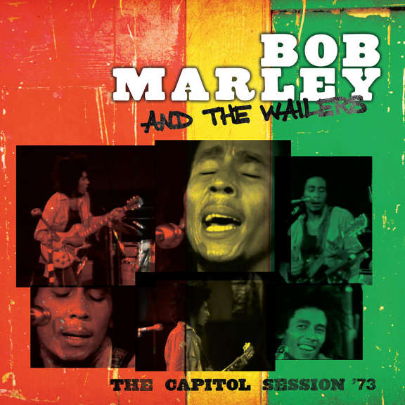 Bob Marley The Capitol Session '73 (coloured) LP 2021
