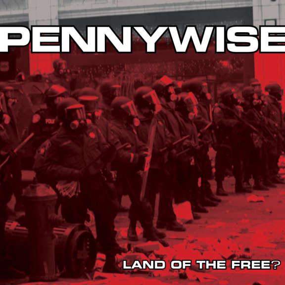 Pennywise Land Of The Free (coloured) LP 2021
