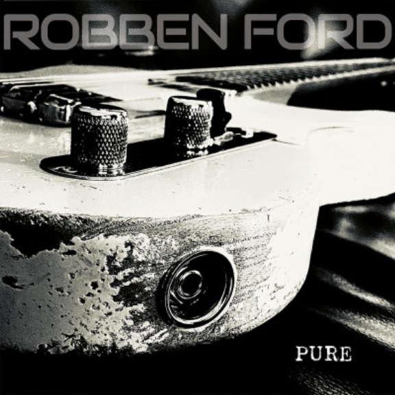 Robben Ford Pure (black) LP 2021