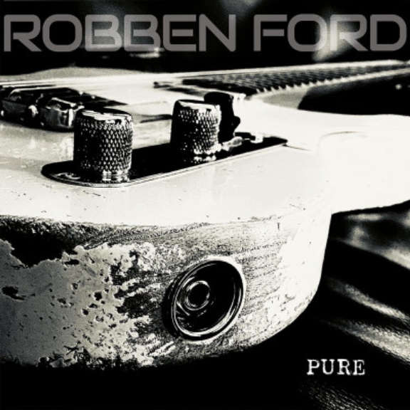 Robben Ford Pure (coloured) LP 2021
