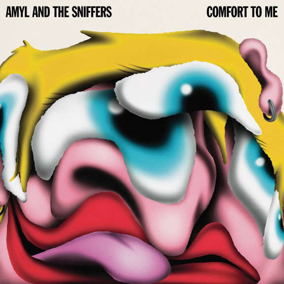 Amyl and The Sniffers Comfort To Me (black) LP 2021