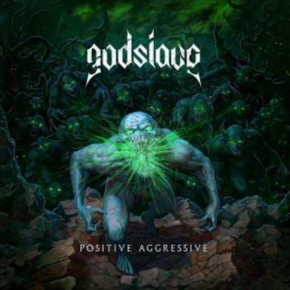 Godslave Positive Aggressive (coloured) LP 2021