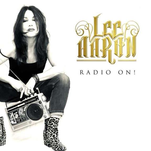 Lee Aaron Radio On! (coloured) LP 2021
