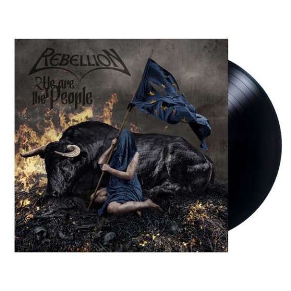 Rebellion We Are The People (black) LP 2021