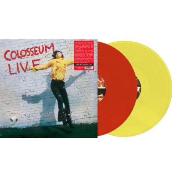 Colosseum Live (coloured) LP 2021
