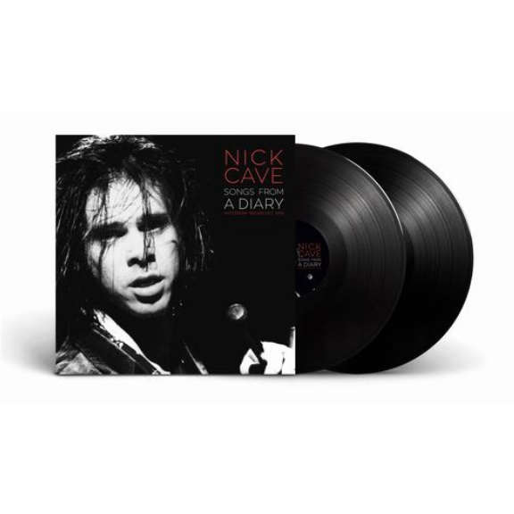 Nick Cave Songs From A Diary LP 2021