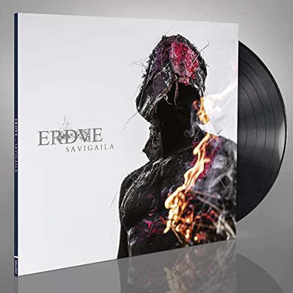 Erdve Savigaila (black) LP 2021