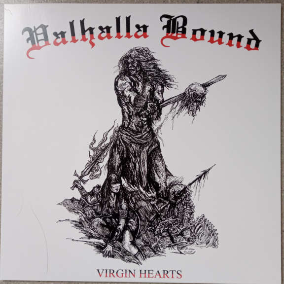 Valhalla Bound   Virgin Hearts LP 0