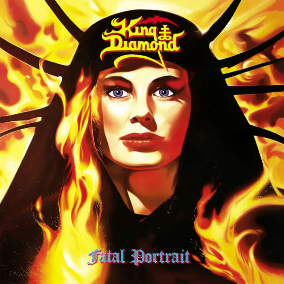 King Diamond Fatal Portrait (Melon Orange Vinyl) LP 2020