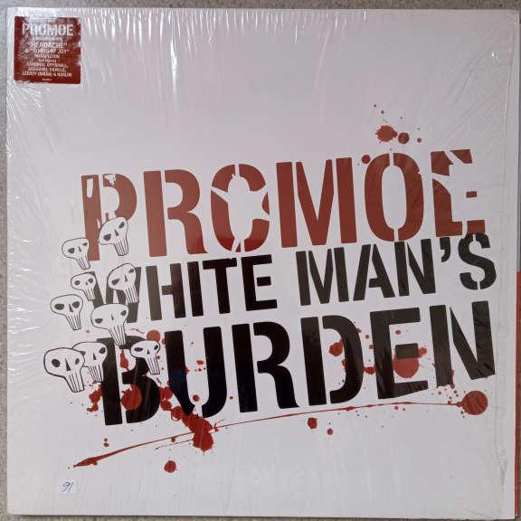 Promoe White Man's Burden LP 0