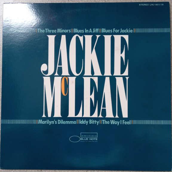 The Jackie McLean Quintet The Jackie McLean Quintet LP 0