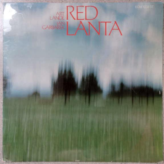 Art Lande & Jan Garbarek Red Lanta LP 0
