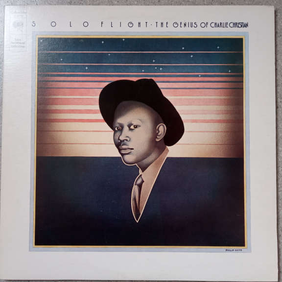 Charlie Christian Solo Flight - The Genius Of Charlie Christian LP 0