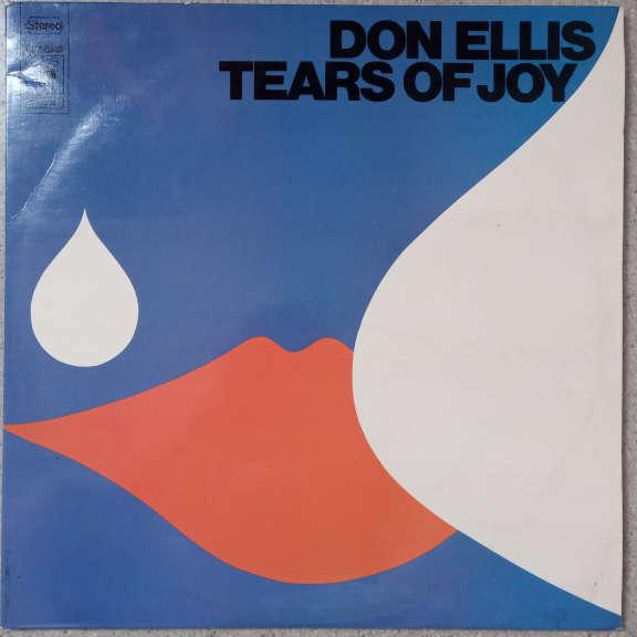 Don Ellis Tears Of Joy LP 0