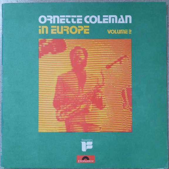 Ornette Coleman In Europe Volume 2 LP 0