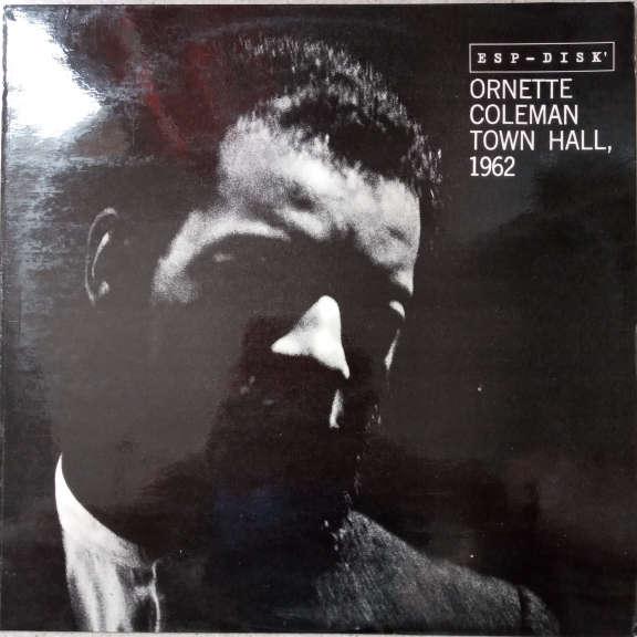 Ornette Coleman Town Hall, 1962 LP 0