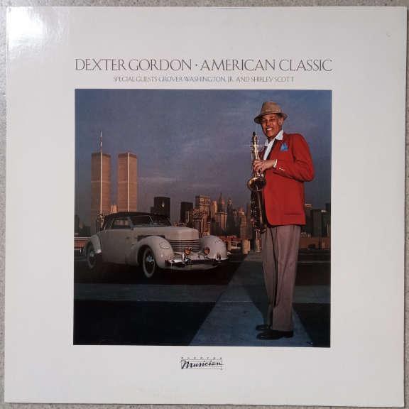 Dexter Gordon American Classic LP 0