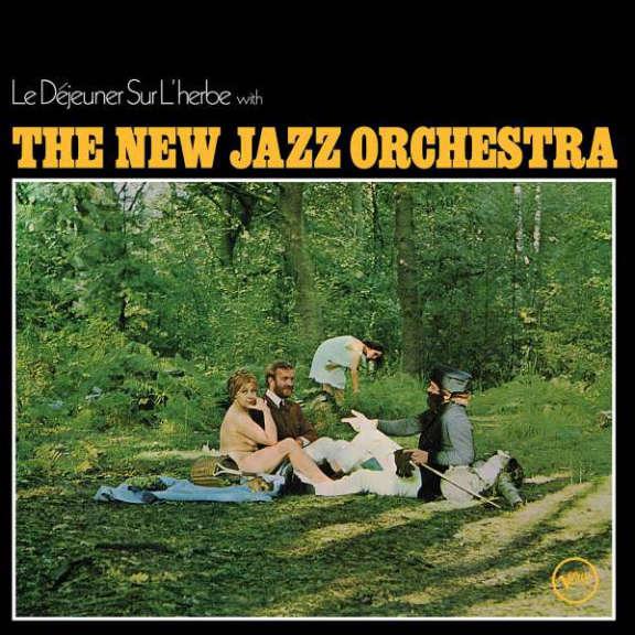 New Jazz Orchestra Le Dejeuner Sur L'Herbe LP 2021
