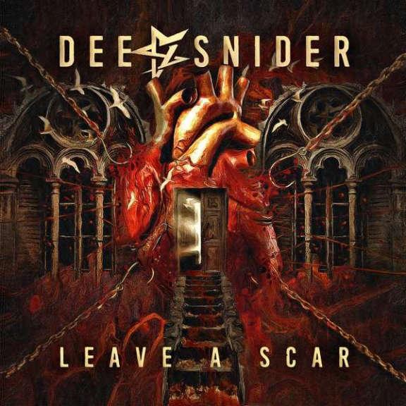 Dee Snider Leave A Scar LP 2021