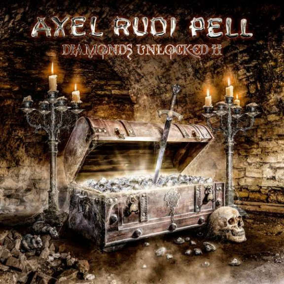 Axel Rudi Pell Diamonds Unlocked II LP 2021