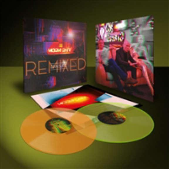Erasure Neon Remixed (coloured) LP 2021