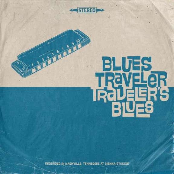 Blues Traveler Traveler's Blues LP 2021