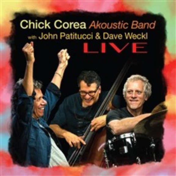 Chick Corea Akoustic Band Live LP 2021