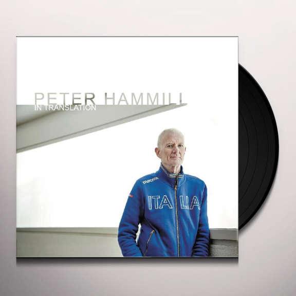 Peter Hammill In Translation LP 2021