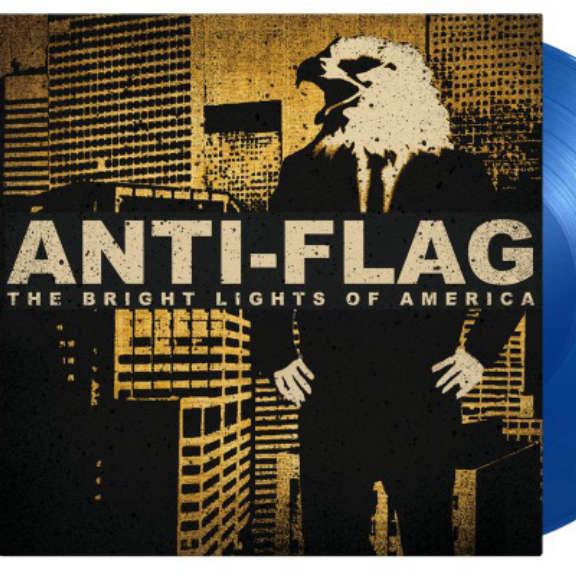 Anti-Flag The Bright Lights of America (blue) LP 2021