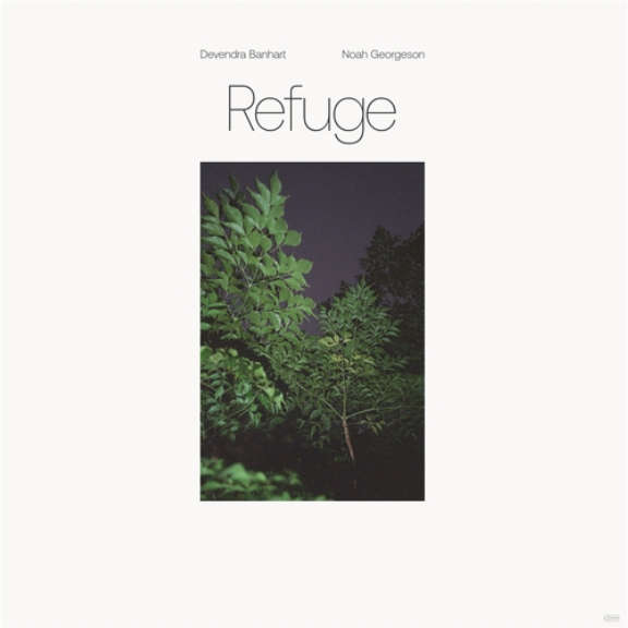 Devendra Banhart & Noah Georgeson Refuge (coloured) LP 2021