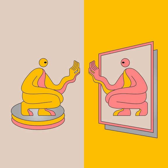 DJ Seinfeld Mirrors (coloured) LP 2021