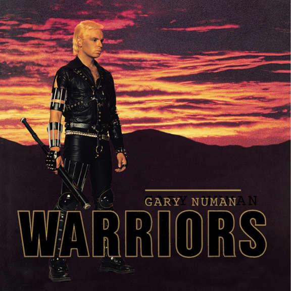 Gary Numan Warriors LP 2021