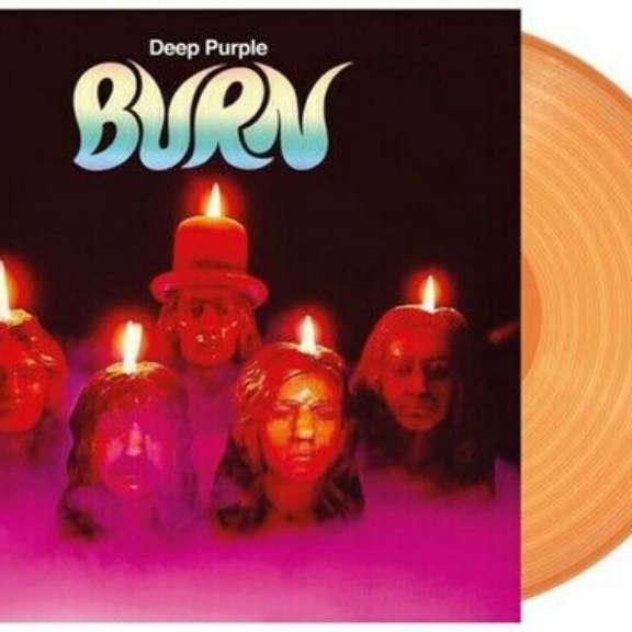 Deep Purple Burn (Orange Vinyl) LP 2020