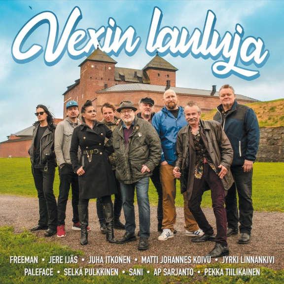 Various Vexin lauluja (coloured) LP 2021