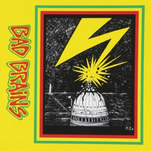 Bad Brains Bad Brains LP 0