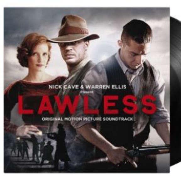 Nick Cave & Warren Ellis Soundtrack : Lawless LP 2021